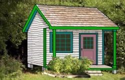 MG 8 Dummy's Hut