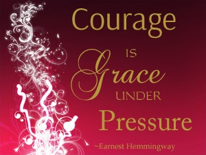 Grace under pressure copy