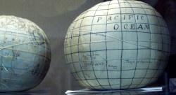 Globe samplers - Westtown School, Westtown, PA. Photo: Julie Buck