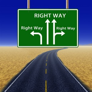 The right ways