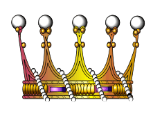 crown; old fashioned parlor games