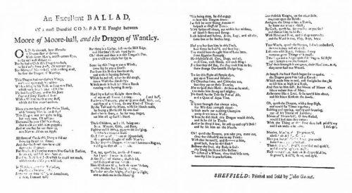 Ballad of the Dragon of Wantley