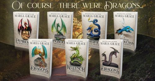 Jane Austen's Dragons books
